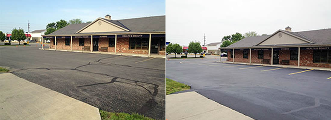 Asphalt Paving and Sealcoating in Madison Wisconsin