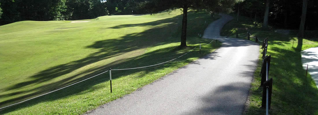 Golf Cart Path Asphalt Installer Baraboo